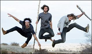 Milky Chance tickets at Shrine Expo Hall in Los Angeles