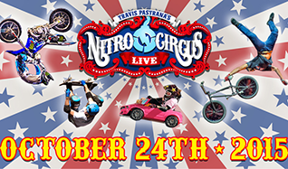 Nitro Circus Live tickets at Target Center in Minneapolis