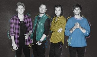 One Direction tickets at Ford Field in Detroit