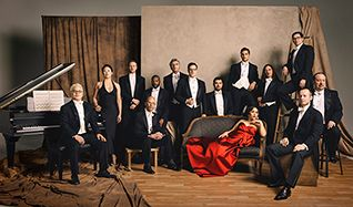 An Evening With Pink Martini tickets at The Mountain Winery in Saratoga