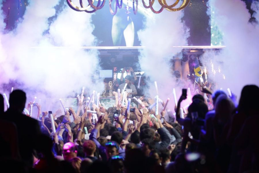 XS Nightclub celebrates 6th anniversary