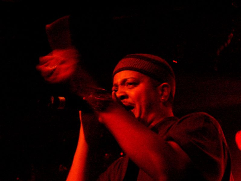Chali 2na and the rest of J5 look to rock the mic at the Mish in July.