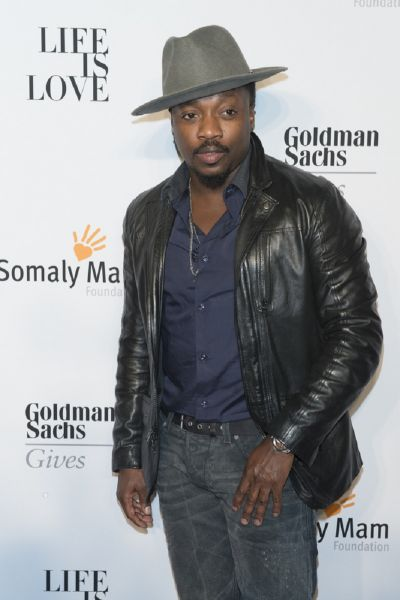 Anthony Hamilton Live at 2015 New Orleans Jazz Fest May 1st