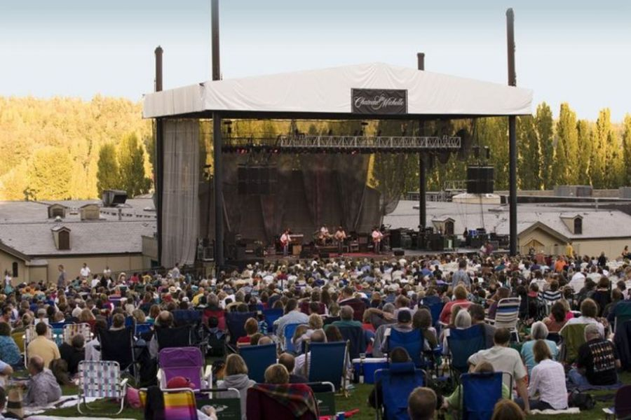 More upcoming summer concerts announced for Chateau Ste. Michelle Winery