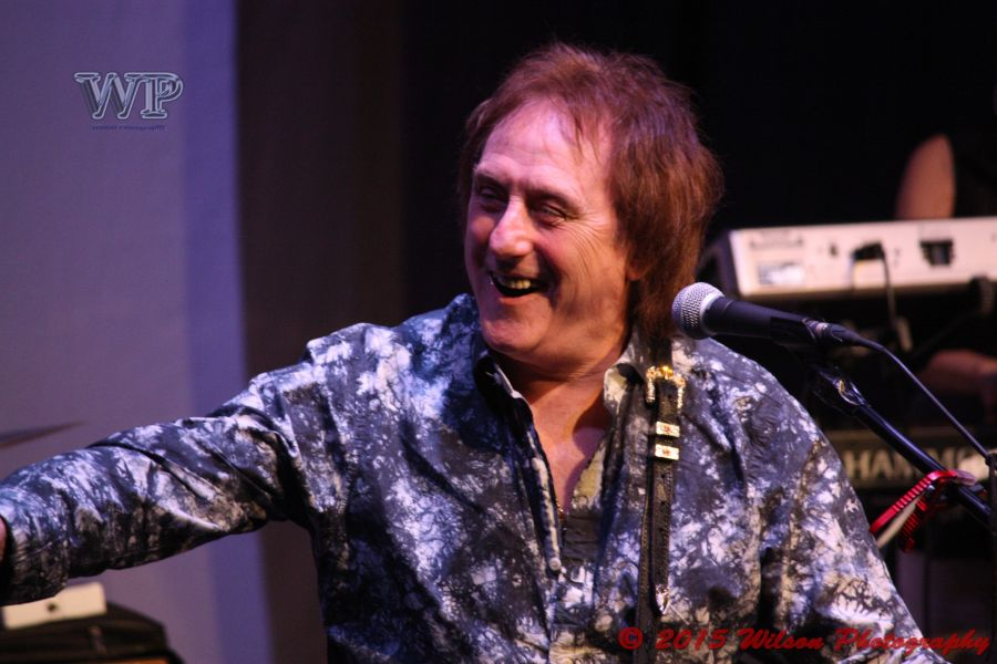 Denny Laine Performing in Woodbury Tennessee