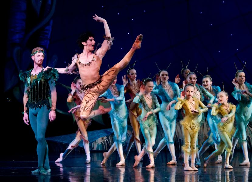 Don't miss Sadi Bo Sommer's last dance with Nashville Ballet and Nashville Symphony at TPAC