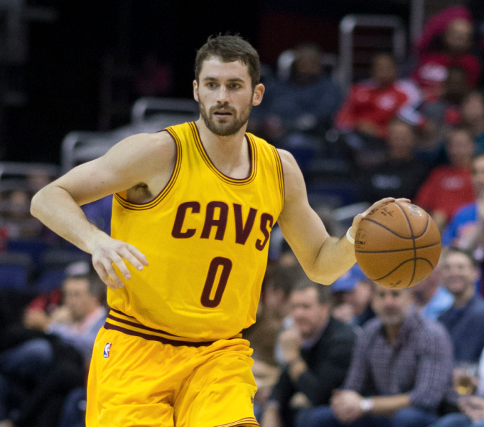 Three-time NBA All-Star Kevin Love may very well be a free agent this summer with the Los Angeles Lakers willing and waiting to sign him.