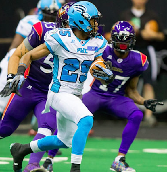Philadelphia Soul are now one of two 5-0 teams in the AFL.