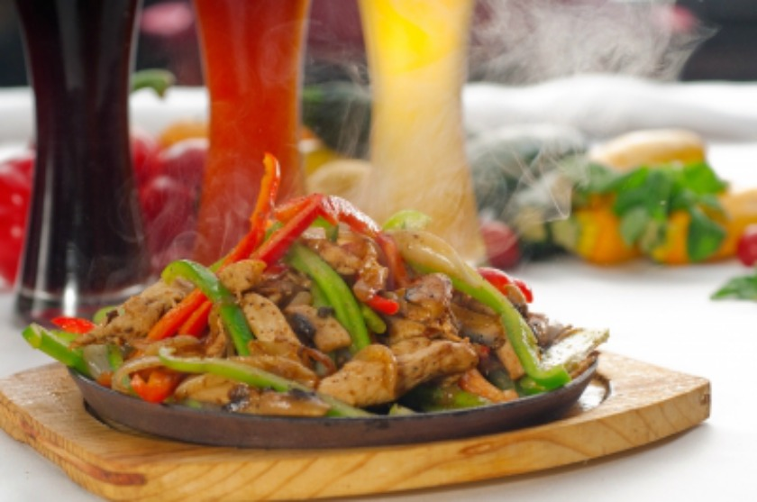 Where to get sizzling fajitas in San Diego