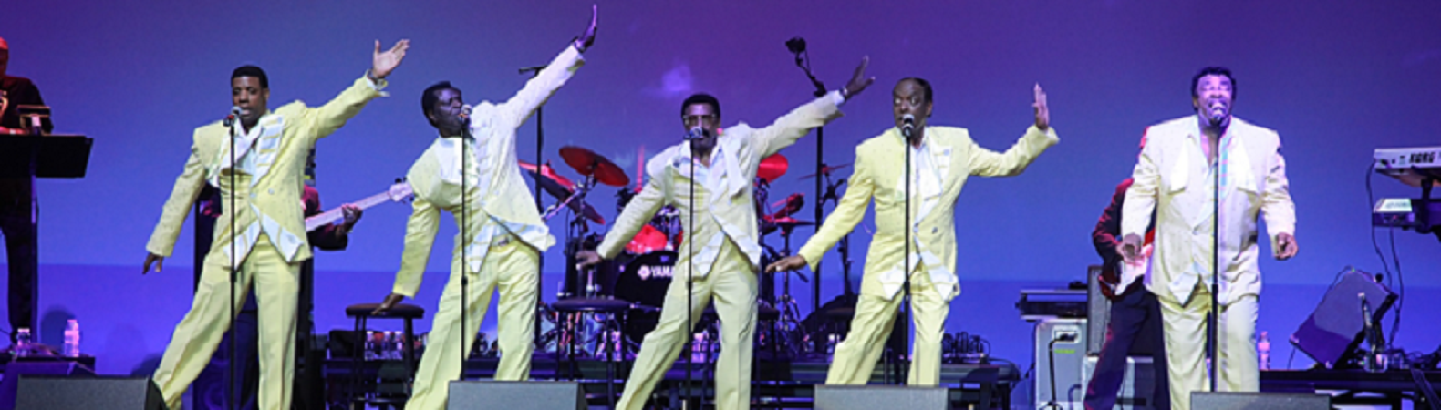 The Temptations Review feat. Dennis Edwards