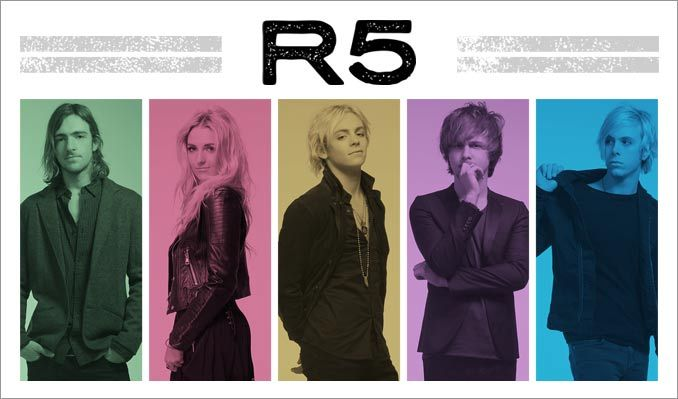 R5 tickets at Count Basie Theatre, Red Bank