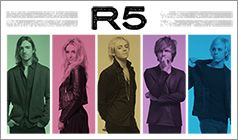 R5 tickets at Filene Center at Wolf Trap in Vienna tickets at Filene Center at Wolf Trap in Vienna