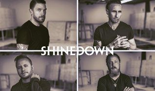 Shinedown tickets at Arvest Bank Theatre at The Midland in Kansas City