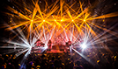 STS9 tickets at Red Rocks Amphitheatre in Morrison