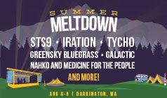 Summer Meltdown Festival tickets at Whitehorse Mountain Amphitheater in Arlington