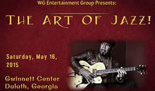 The Art of Jazz!  tickets at Gwinnett Performing Arts Center in Duluth
