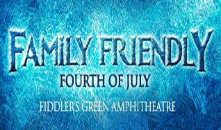 The Colorado Symphony's Family Friendly Fourth of July tickets at Fiddler's Green Amphitheatre in Greenwood Village