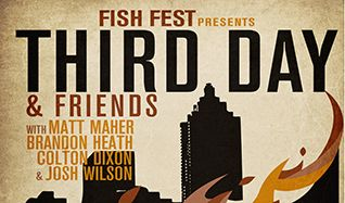 THIRD DAY & Friends tickets at The Arena at Gwinnett Center in Duluth