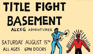 Title Fight & Basement tickets at Starland Ballroom in Sayreville
