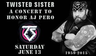 Twisted Sister tickets at Starland Ballroom in Sayreville