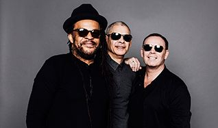 UB40 tickets at The Mountain Winery in Saratoga