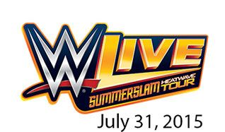WWE Live SummerSlam Heatwave Tour  tickets at Valley View C