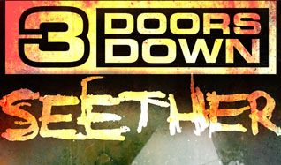 3 Doors Down / Seether tickets at 1STBANK Center in Broomfield