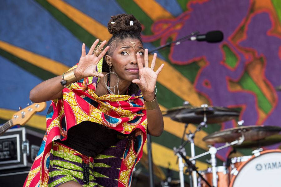 Jazz Fest receives electric soul with The Honorable South (PHOTOS)