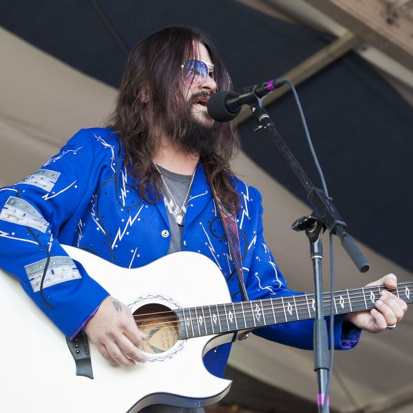Shooter Jennings brings a family history and great sound to Jazz Fest (PHOTOS)