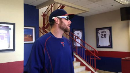 Texas Rangers happy with Josh Hamilton's progress since rejoining team
