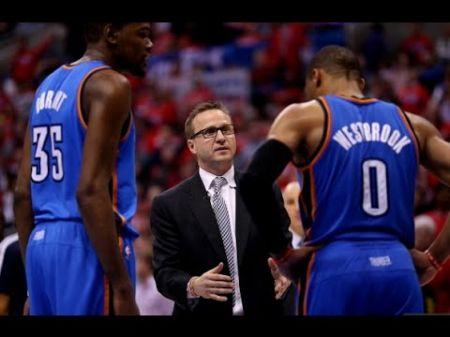 Oklahoma City Thunder: Billy Donovan hopes to buck college coach trends