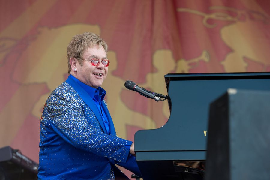 Captain Fantastic Elton John catapults Jazz Fest Day 6 to legendary status