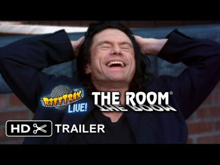 'RiffTrax Live: The Room' takes over Belcourt Theater