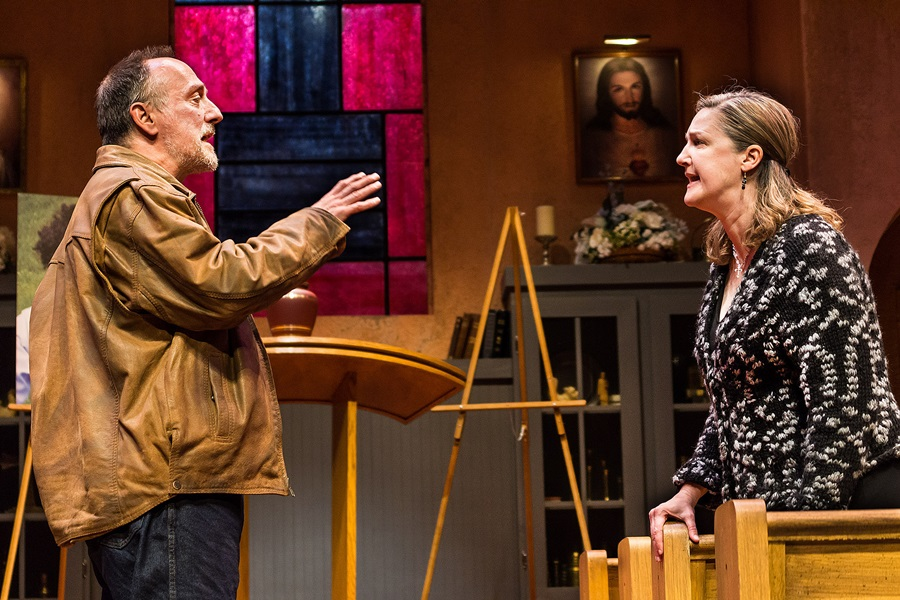Sticky Traps opened at Kansas City's Repertory Theatre.