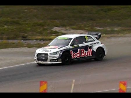 Sebastian Eriksson replaces Mitchell DeJong for 2015 Global Rallycross season