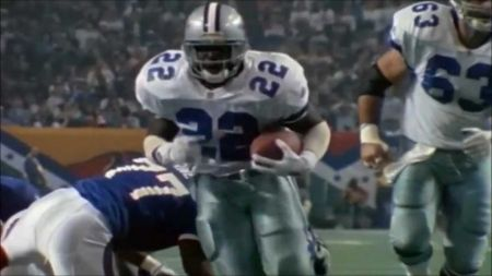 Dallas Cowboys: Emmitt Smith believes Cowboys have great running backs