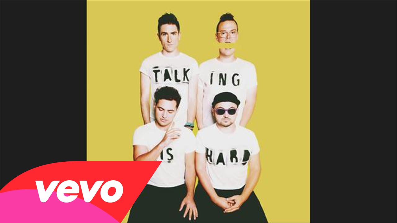 Walk the Moon unveil dates for their Talking Is Hard Tour