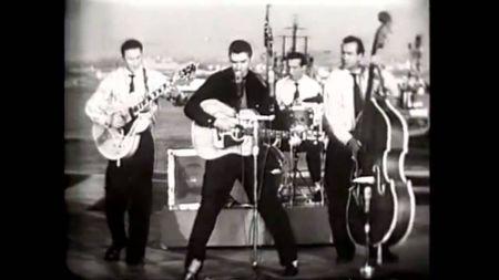 The top five best lyrics of elvis presley songs of the 1950s axs