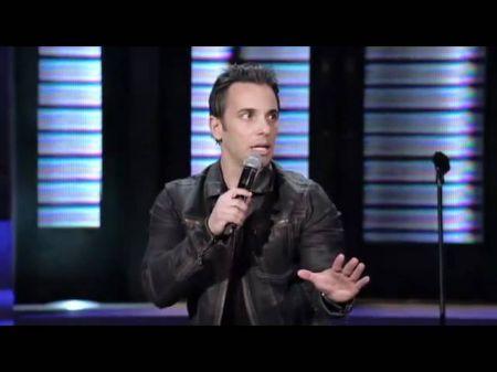 Performer profile on comedian Sebastian Maniscalco