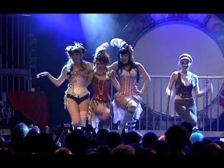 Emilie Autumn welcomes you to the Asylum Emporium