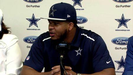 Dallas Cowboys: Offensive line to start to work on 2015 season