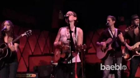 See Ingrid Michaelson in dress rehearsal at TPAC