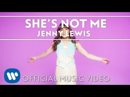 Jenny Lewis re-creates child acting roles in 'She's Not Me' music video