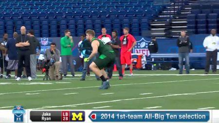 Green Bay Packers 2015 draft analysis: Jake Ryan