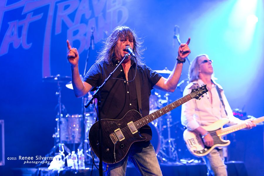 The Pat Travers Band plays the Canyon Club in Agoura, CA
