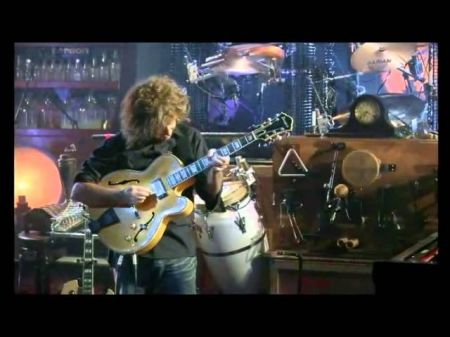 The jazz guitar of Pat Metheny