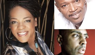 Evelyn Champagne King, Omar, Leroy Burgess tickets at indigo at The O2 in London