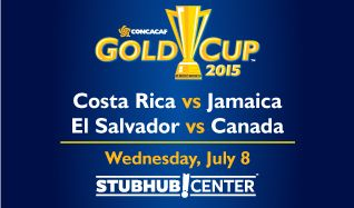 CONCACAF Gold Cup tickets at StubHub Center in Carson