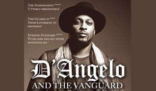 D'Angelo and The Vanguard tickets at Eventim Apollo in London