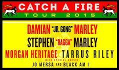 "Damian ""Jr. Gong"" Marley/Damian Marley tickets at SummerStage in New York City"